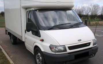 Cheap Van Hire in Glasgow