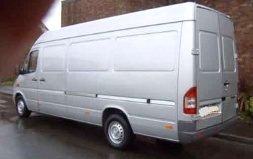 Cheap Van Hire in Liverpool