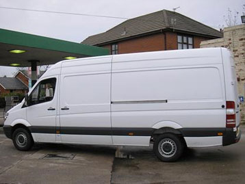 Local Van Hire