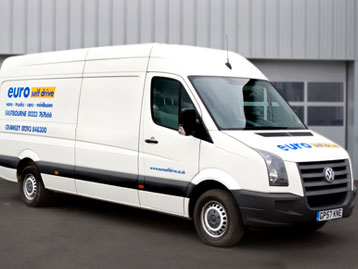 Van Hire Gloucestershire