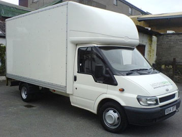 Van Hire Hampshire