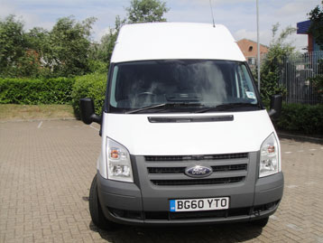 Van Hire Harrow