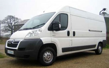 Van Hire in Harrogate