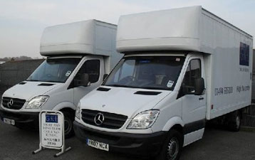 Van Hire in High Wycombe