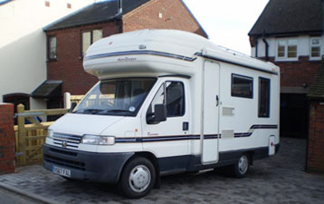 Van Hire in Kidderminster