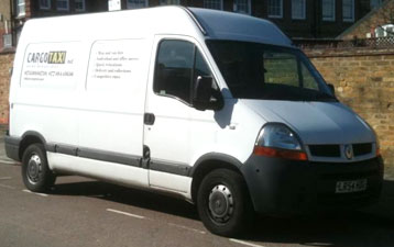 Van Hire in London