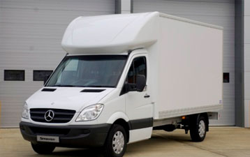 Van Hire in Luton