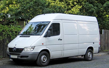 Van Hire in Newport