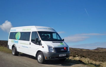 Van Hire in Worksop