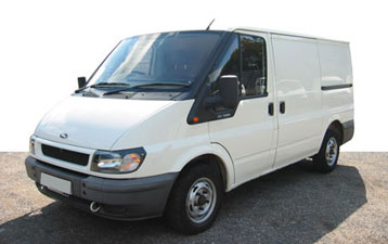Van Hire North East