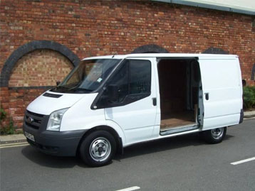 Van Hire West London